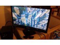 Viewsonic v3d245 monitor / 1080p / 120hrz / 3d vision