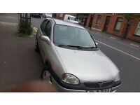 vauxhall corsa 1.1 for sale