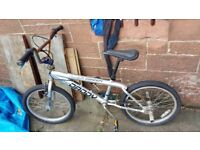 FREE 2 x BMX aluminium frames plus one childs bike