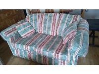 Good condition 3 & 2 seater sofas