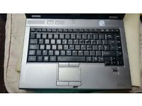 toshiba m9 cpu t7100 3gb ram 80 hard drive dvd rw come with charge good baterry 14.1 inch