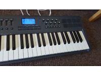 USB Midi Controller Keyboard - M Audio Axiom 49 Key Keyboard