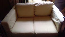 Cream Sofa Set 2+1