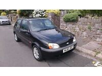FORD FIESTA 2001. MOT Dec 15. Service Jan 16. CD/Radio. Well maintained. Perfect first car. £550 ono