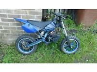 50cc field bike