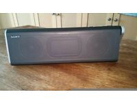 Sony SRS-BTX 300 Bluetooth speaker