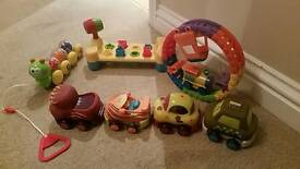 Toy bundle. 1year plus.