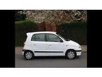 HYUNDAI AMICA 1.0 SI LOW MILEAGE 5 DOORS WHITE IDEAL FIRST CAR