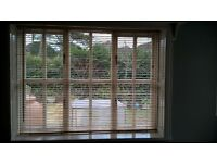 HABITAT WOODEN BLIND VENETIAN BLIND SUNSHINE WOOD BLIND