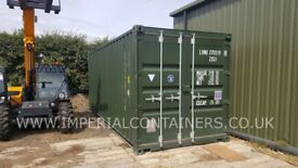 20FT CONTAINER ONE TRIP NEW - SHIPPING CONTAINERS - FELIXSTOWE