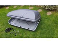 Halfords 420L Roofbox