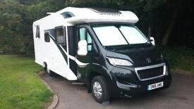 Bailey Autograph 740, 2016, Low Mileage, Immaculate Condition
