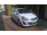 Immaculate Vauxhall Corsa 1.2 sxi 2014 for sale.