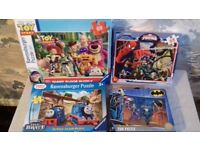 Selection of Jigsaws for Ages 3+