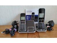 BT Inspire 1500 Cordless Phone
