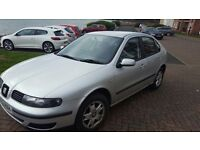 SEAT LEON 1.4 5DR FULL MOT JUST DONE. similar to Astra Megane focus 307 corolla