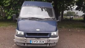 Ford Transit 2.0 2004 Breaking For Parts