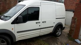 ford transit connect 54 plate with 10 month mot.
