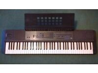 CASIO WK-1500 KEYBOARD (needs AC Adaptor) £15 ono. BUYER COLLECTS