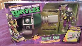 TMNT Turtle Sub