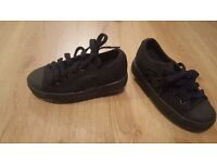 Black Heelies
