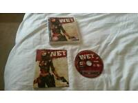 Wet ps3 game