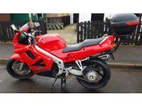 Honda vfr vfrf motorbike classic