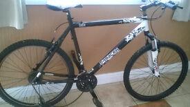 Mens Mountain Bike Saracen TT