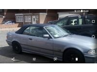 QUICK SALE WANTED. BMW328IS AUTO CONVERTIBLE