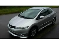 Honda civic Type S Very low mileage! 2011