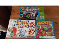 Skull Island - Mouse Trap - Ker-Plunk £10