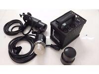 Profoto Pro-7B 1200 Battery Pack with Pro-B Head Kit (2 heads)