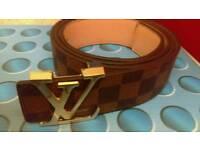 Designer belt.