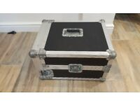 cdj hard wired flight case