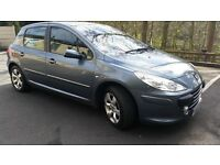 A NICE CLEAN CAR PEUGEOT 307 LOW MILES