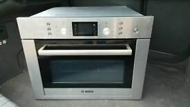 NEW.... Bosch Combination Microwave HBC84E653B