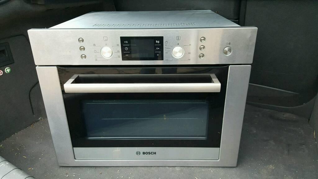 New Bosch Combination Microwave Hbc84e653b In