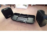 Complete compact portable Peavey PA system