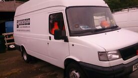 transit 2.4 engine & box with only 49,000 warranted miles out of this ldv. the van is not for sale