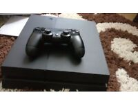 Ps4 console like new!