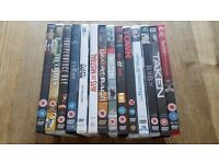Job Lot DVD's