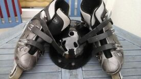 Inline Roller Boots plus accessories