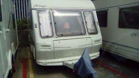 2berth mirage caravan 1994