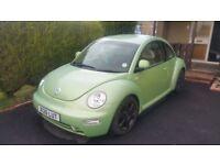 Volkswagen Beetle Automatic