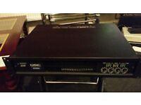 qsc cx254 254 4 ch channel amp amplifier vgc