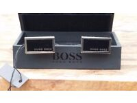 Hugo Boss Cufflinks, 100% Genuine, brand new never been worn.