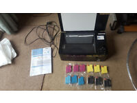 Epson stylus 125X Printer and ink cartriges.