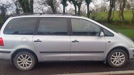 Volkswagen sharan £1450 For Quick Sale!