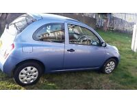 nissan micra 1.3 petrol in mint condition inside and out
