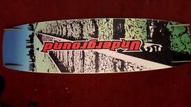 wakeboard/surf underground flx 32